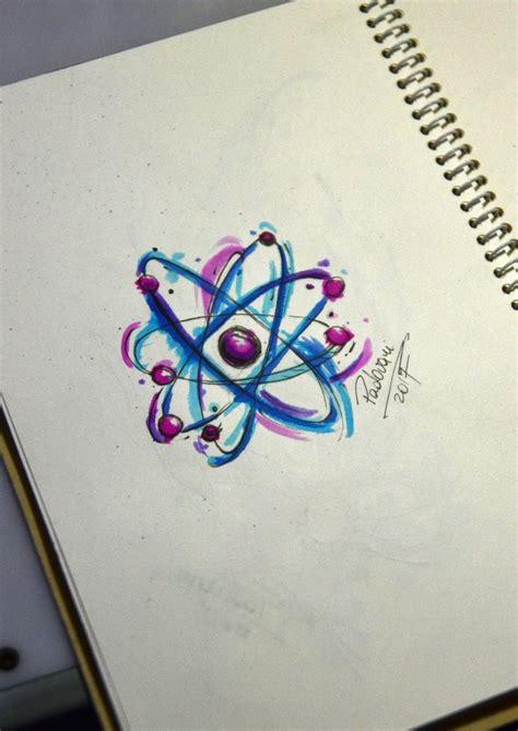 mejores imagenes de tatuaje atomo en  ideas de