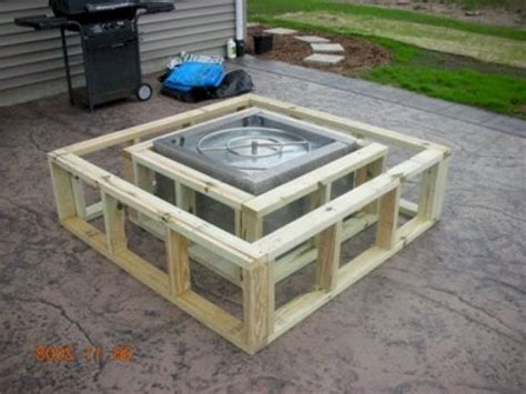 how to build a gas pit diy gas pit pit ideas