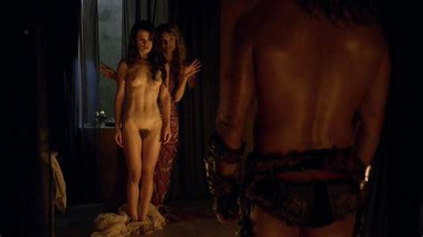 Nude Video Celebs Ellen Hollman Nude Gwendoline Taylor Nude Spartacus S03e03 2013