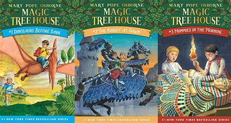 Magic Tree House Author On The Books' Th Anniversary