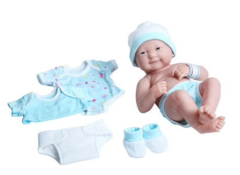 Jc Toys La Newborn Nursery 14 Inch Life Like Baby Doll