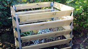 Komposter Holz Selber Bauen : nat rlich d ngen kompost ist der beste d nger themen ~ Frokenaadalensverden.com Haus und Dekorationen