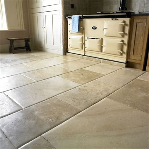 Limestone Kitchen Flooring Is Also Available In A Variety