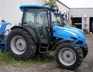 Landini Alpine 65  Pdf Tractor Service  Shop Manual