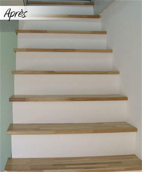 r 233 novation d escalier sur mesure le du bois