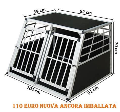 Cassette Per Trasporto Cani by 187 Gabbie Trasporto Cani In Alluminio