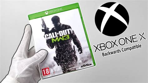 mw xbox   gameplay  compatible call