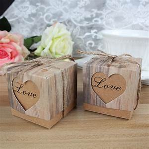 Online buy wholesale wedding favor boxes from china for Cheap wedding favors bulk