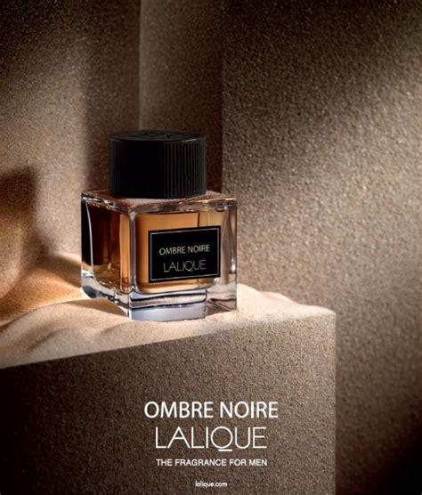 Ombre Noire Lalique cologne - a new fragrance for men 2017