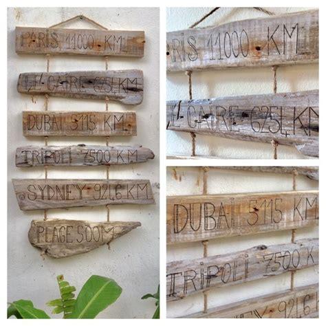 multifonction cuisine tableau et décoration murale en bois flotté création en