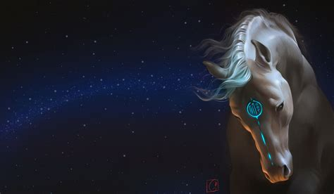horse fantasy hd artist  wallpapers images