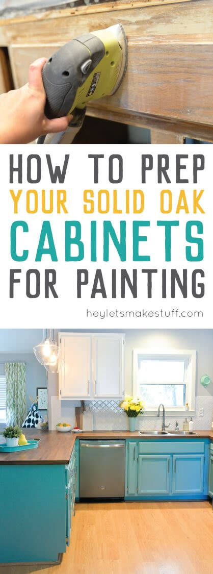 how to prep cabinets for painting how to prep solid oak cabinets for painting hey let s