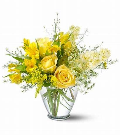Flower Arrangement Floral Flowers Yellow Arrangements Bunch
