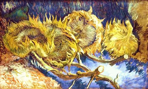 vincent gogh artwork vincent gogh images sunflowers hd wallpaper and