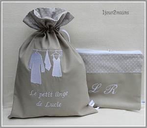Sac à Linge Sale : sac linge 1 jour 2mains hmb cr ations ~ Dailycaller-alerts.com Idées de Décoration