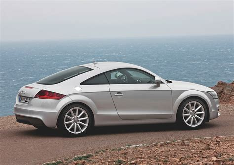 Audi Tt Coupe Specs & Photos