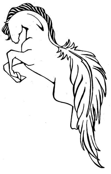 Feather Outline Drawing at GetDrawings   Free download