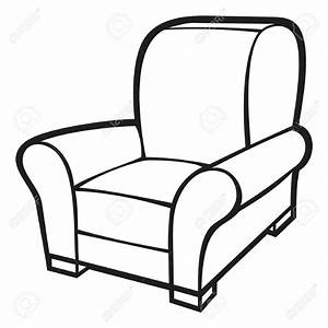 Sofa Chair Clipart