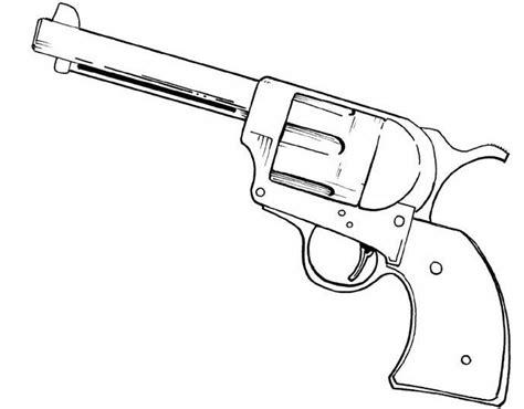 disegni da colorare nerf la pistola dei cowboys disegni da colorare gratis