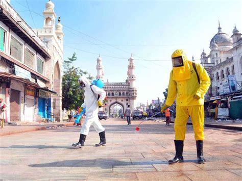 Lockdown in Telangana: Violators will face legal action