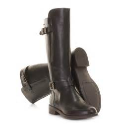 womens boots clarks womens clarks mara vale black leather gtx knee high boots size 3 8 ebay