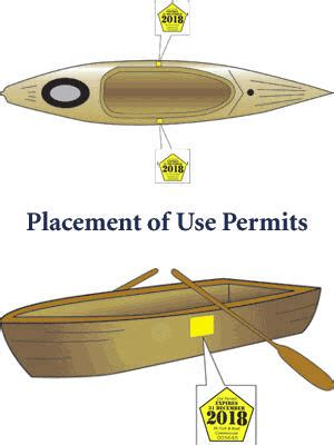 Pa Kayak Boat Launch Permit by Boat Registration Numbers For All 50 States Signs