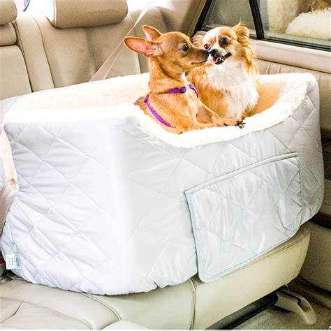 snoozer large lookout ii dog pet car seat buddy