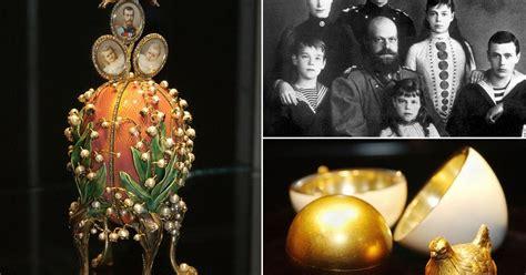 hunt   priceless faberge lost easter egg treasures