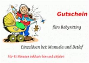 Gutschein Skifahren Vorlage : babysitting als gutschein vorlagen muster gutscheinideen ~ Markanthonyermac.com Haus und Dekorationen