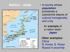 Discussion 2 nation state