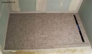 Carrelage Pour Douche Italienne : carrelage mosaique douche italienne mosaque mur ~ Dailycaller-alerts.com Idées de Décoration