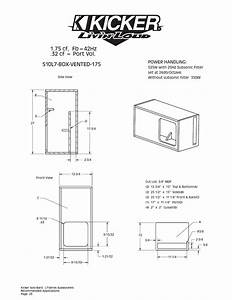 Kicker L7 Subwoofer Wiring Diagram - Database