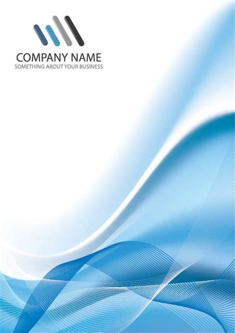 vectors blue lines corporate background vector bg