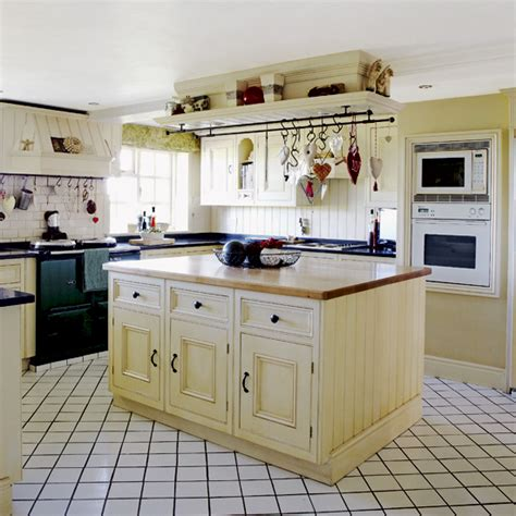 country kitchen designs with islands country kitchen island unit kitchen designs traditional kitchen ideas ideal home
