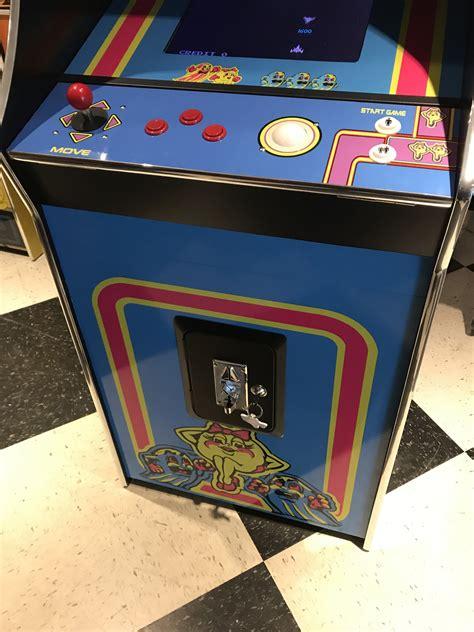 Ms Pac Man 60 In 1 Classic Arcade Game Fun