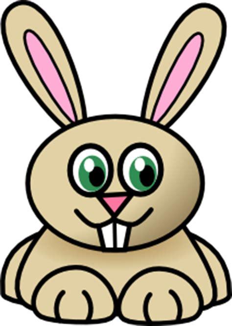 rabbit clip art  clkercom vector clip art