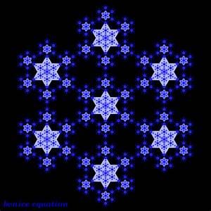 Fun math art (pictures) - benice equation: Fractal Star ...  Star
