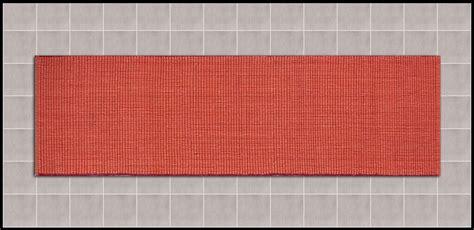 tappeti a righe tappeti shaggy tappeti per la cucina in cotone decoro a righe