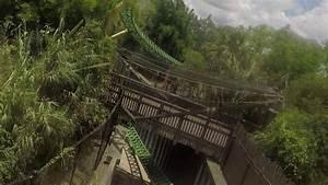 Cheetah Hunt Busch Gardens 2018 Youtube