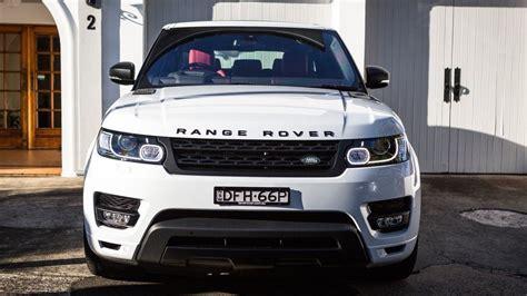 Range Rover Sport 16 Sdv6 Hse Dynamic Review 2017 Range Rover Sport Sdv6 Hse Dynamic Review