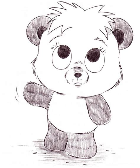 christopher hart cartoon animals cute panda bear