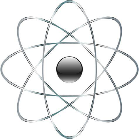 Atom Clipart Atom Black And White Clip Images