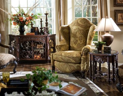 Essex Manor Living Room Set From Aico ()