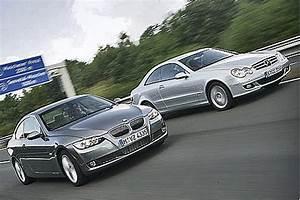 Bmw Ou Mercedes : bmw 335ci 335cd ou mercedes clk 350 auto titre ~ Medecine-chirurgie-esthetiques.com Avis de Voitures