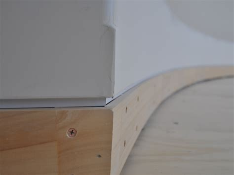 architectural  shadow bead trim tex drywall products