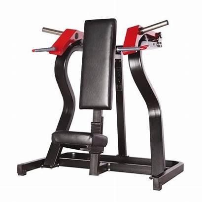 Equipment Fitness Gym Exercise Hoist Press Machine
