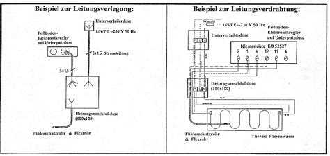 electric underfloor heating thermostat wiring diagram wiring diagram