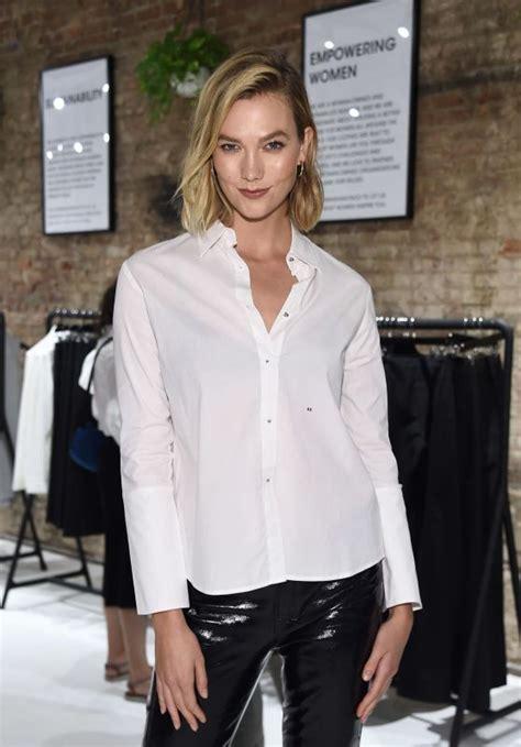 karlie kloss misha nonoo pop  launch event   york