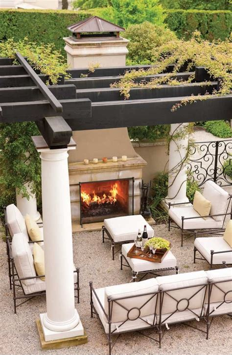Designs For Backyard by 30 Lovely Mediterranean Outdoor Spaces Designs