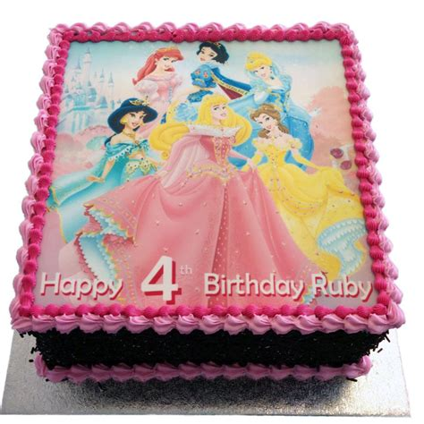 princess cakes flecks cakes